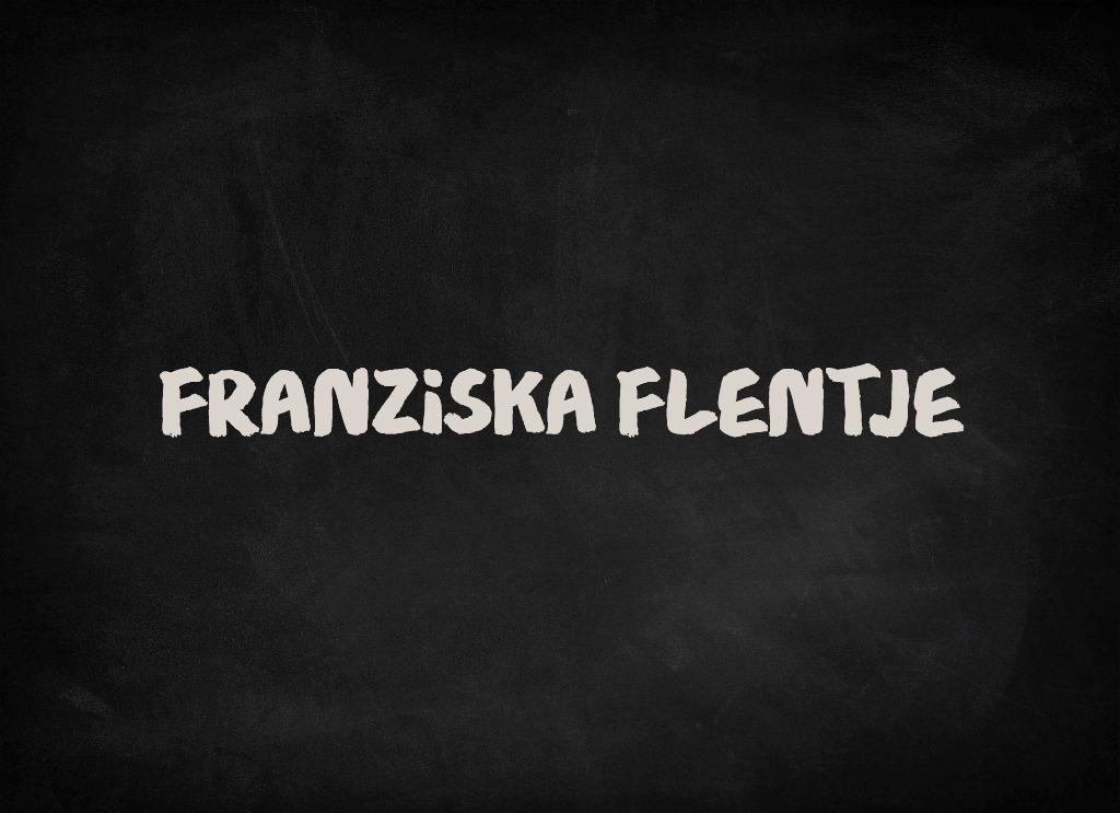 Franziska – Vissers Fritze